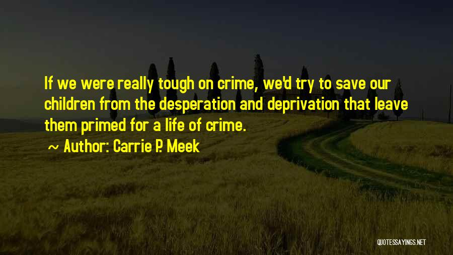 Carrie P. Meek Quotes 2158197
