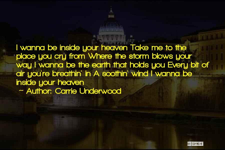 Carrie Underwood Quotes 108762