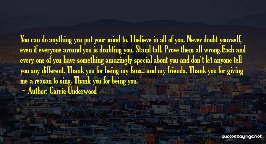 Carrie Underwood Quotes 117110