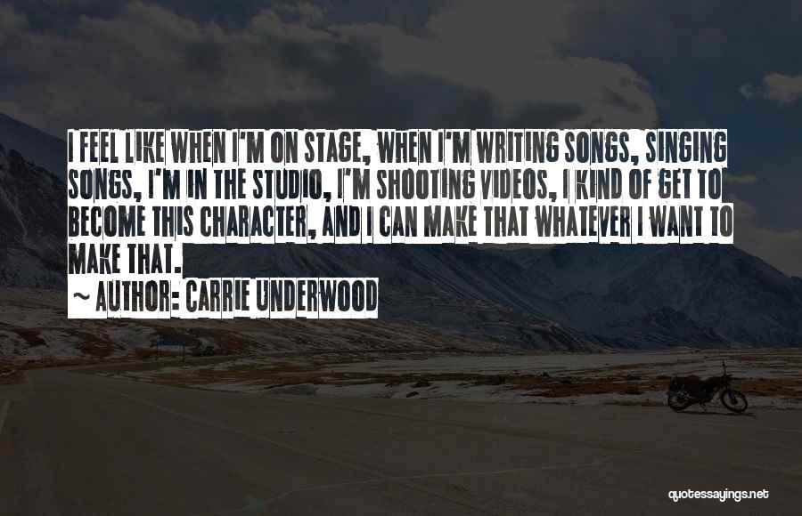 Carrie Underwood Quotes 1175017