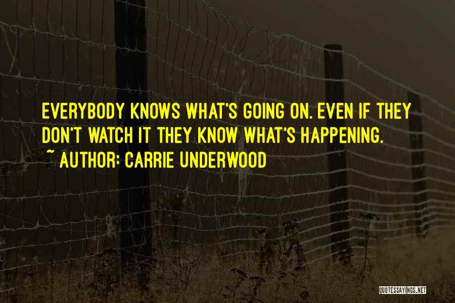 Carrie Underwood Quotes 1198246