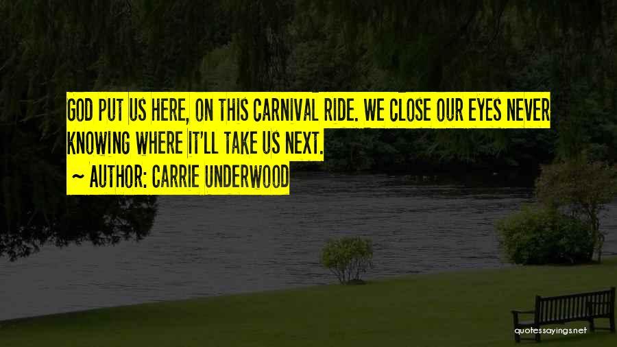 Carrie Underwood Quotes 1312056
