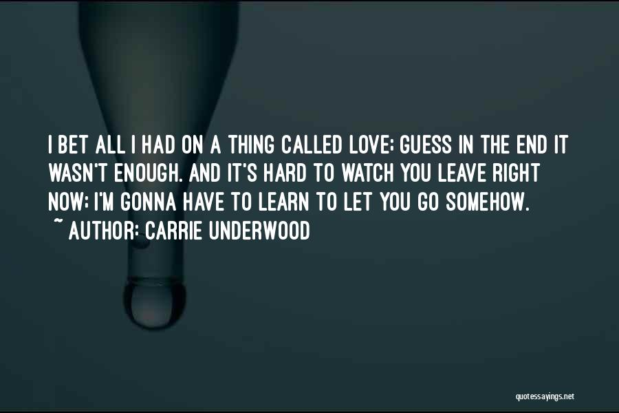 Carrie Underwood Quotes 146197