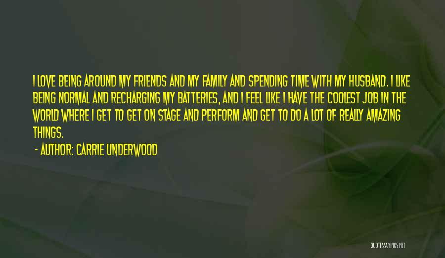 Carrie Underwood Quotes 1691754