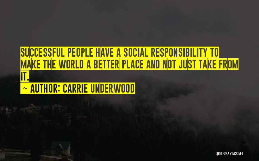 Carrie Underwood Quotes 1704158