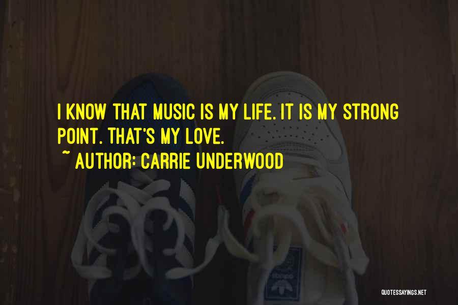 Carrie Underwood Quotes 1989644