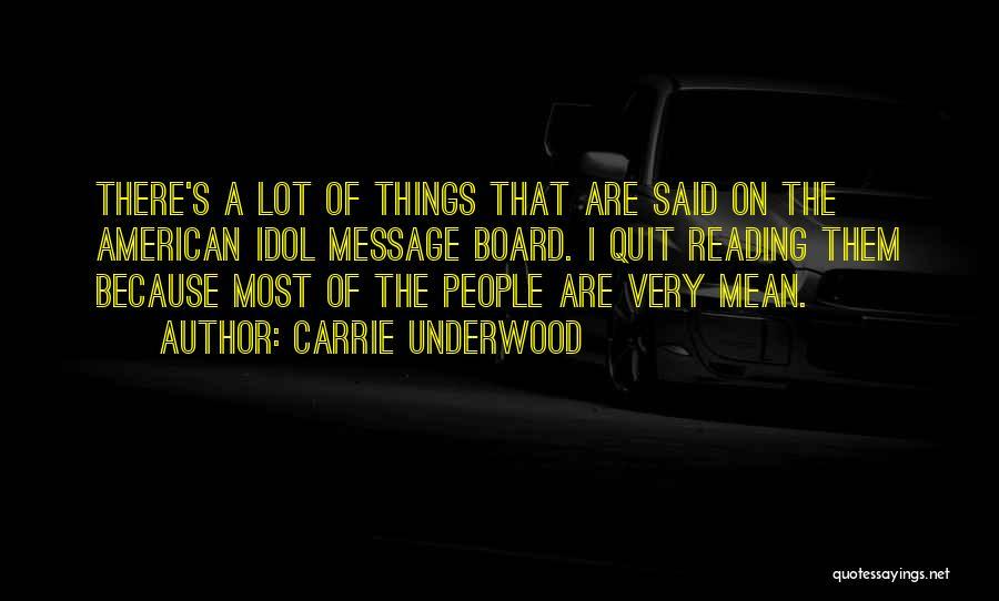 Carrie Underwood Quotes 2130466
