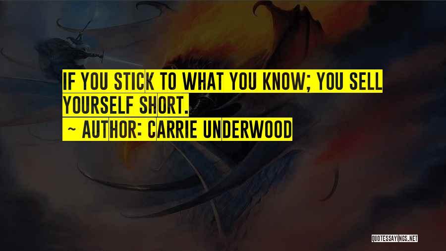 Carrie Underwood Quotes 322868