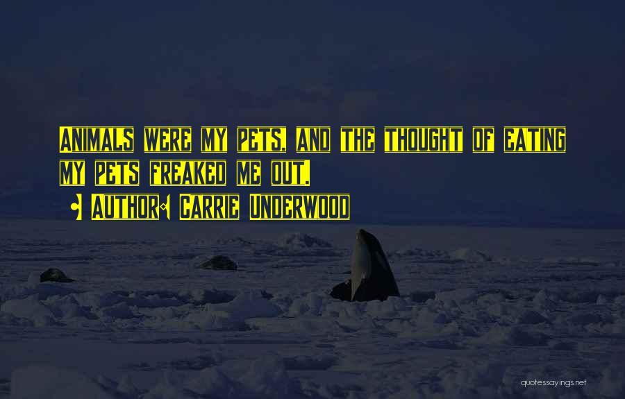 Carrie Underwood Quotes 406464