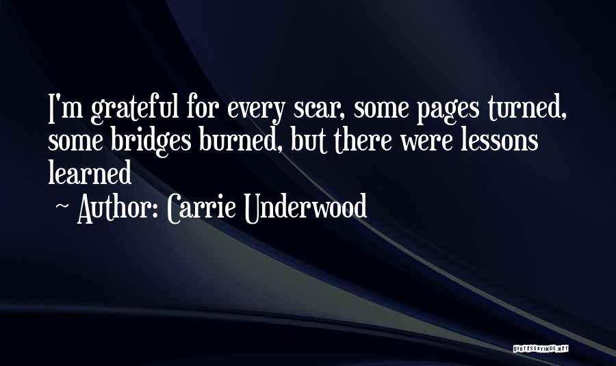 Carrie Underwood Quotes 410689