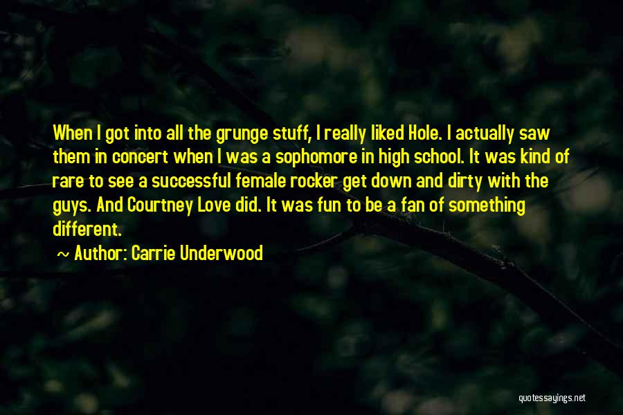 Carrie Underwood Quotes 594334