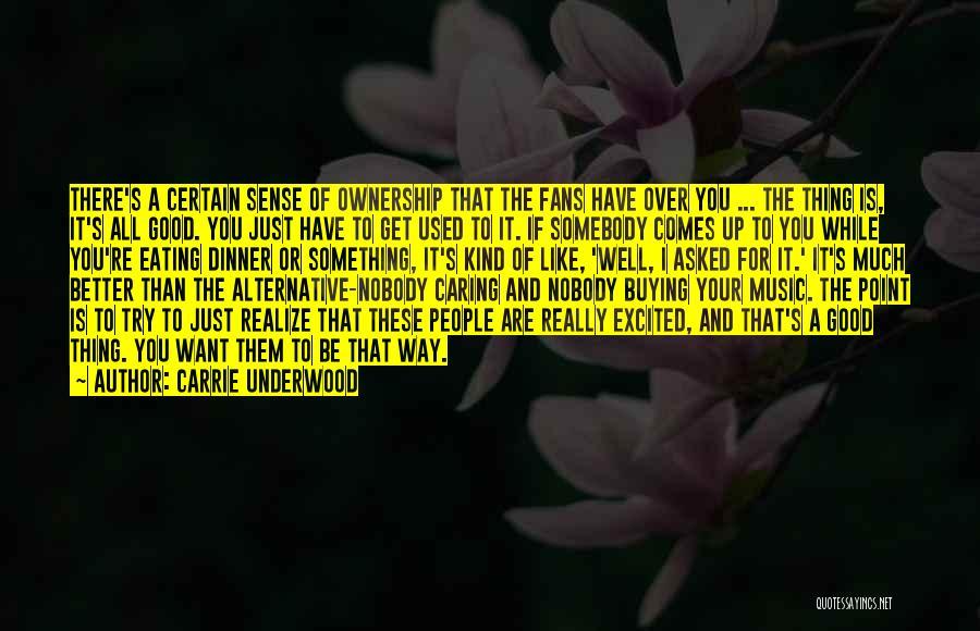 Carrie Underwood Quotes 675086