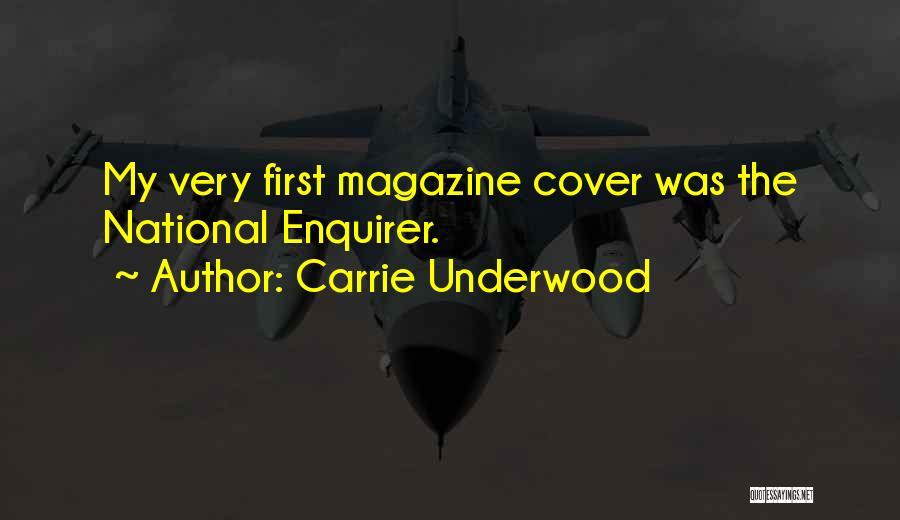 Carrie Underwood Quotes 793346