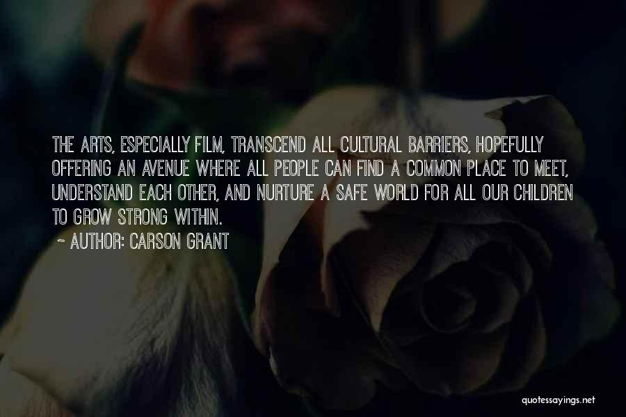 Carson Grant Quotes 1518575