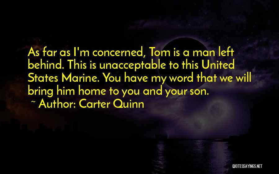 Carter Quinn Quotes 1858464