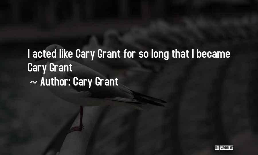 Cary Grant Quotes 133709