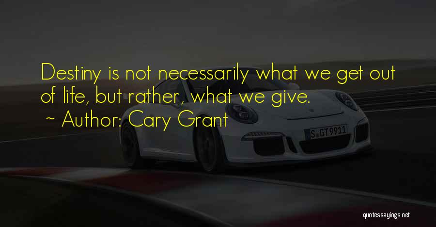 Cary Grant Quotes 382998