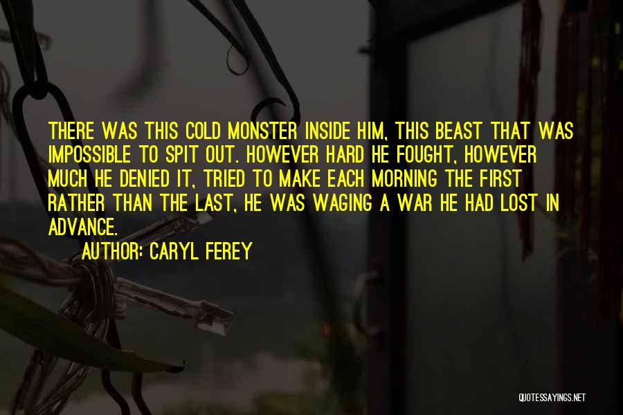 Caryl Ferey Quotes 1839429