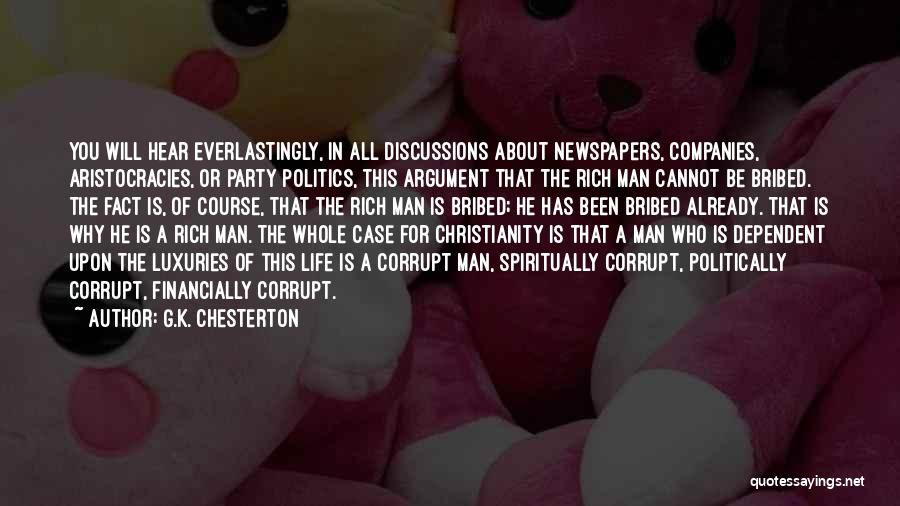 Case Of You Quotes By G.K. Chesterton