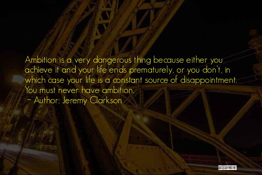 Case Of You Quotes By Jeremy Clarkson