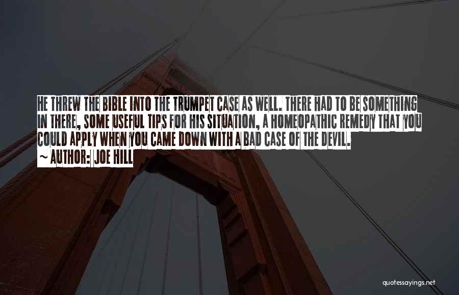Case Of You Quotes By Joe Hill