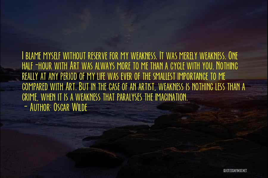 Case Of You Quotes By Oscar Wilde