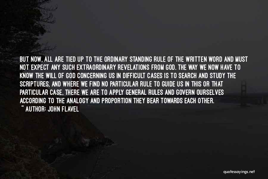 Case Study Quotes By John Flavel