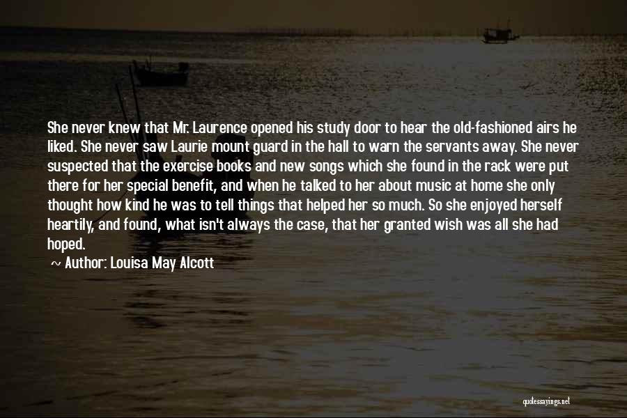 Case Study Quotes By Louisa May Alcott