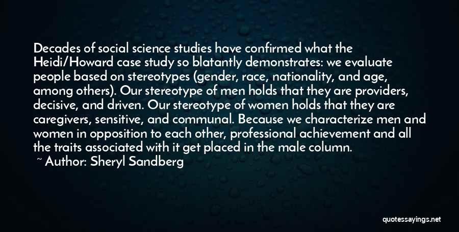 Case Study Quotes By Sheryl Sandberg