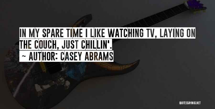 Casey Abrams Quotes 801320