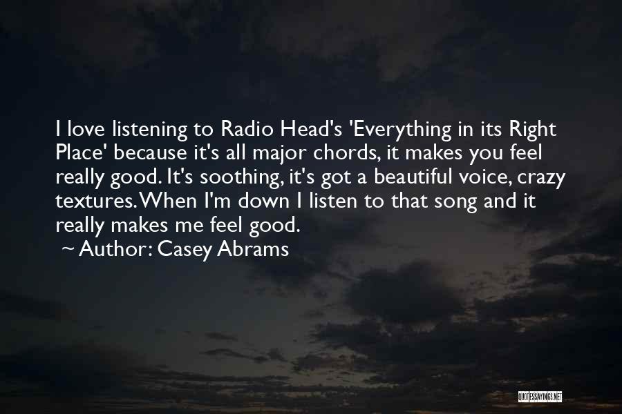Casey Abrams Quotes 993828