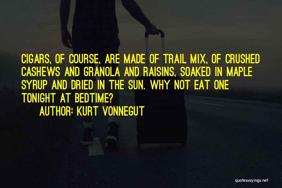 Cashews Quotes By Kurt Vonnegut