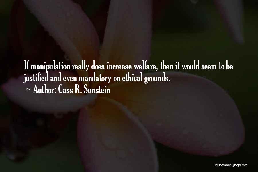 Cass R. Sunstein Quotes 1089911