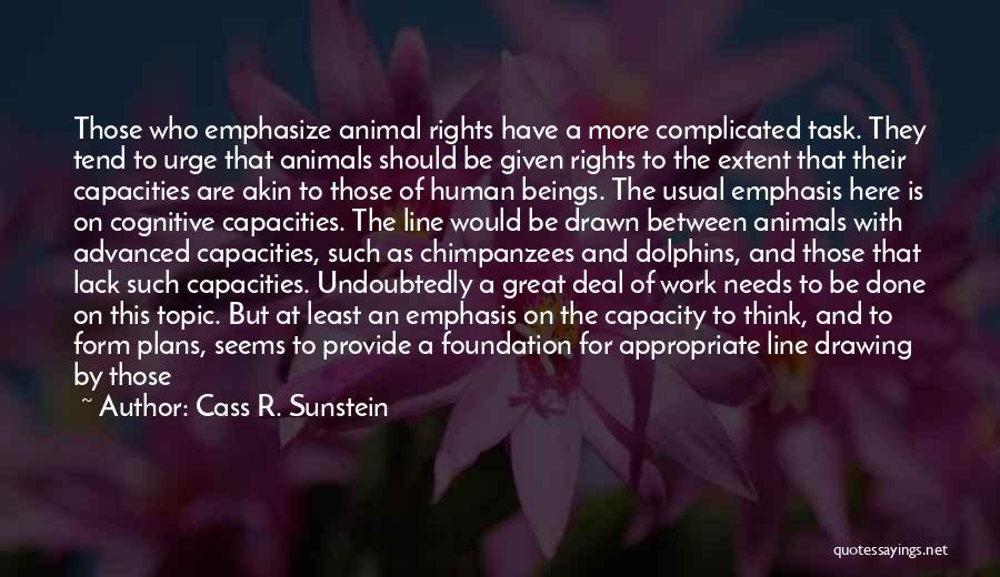 Cass R. Sunstein Quotes 1126205