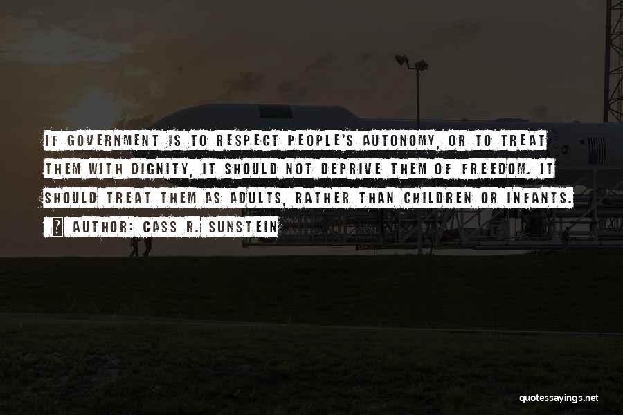 Cass R. Sunstein Quotes 1790991