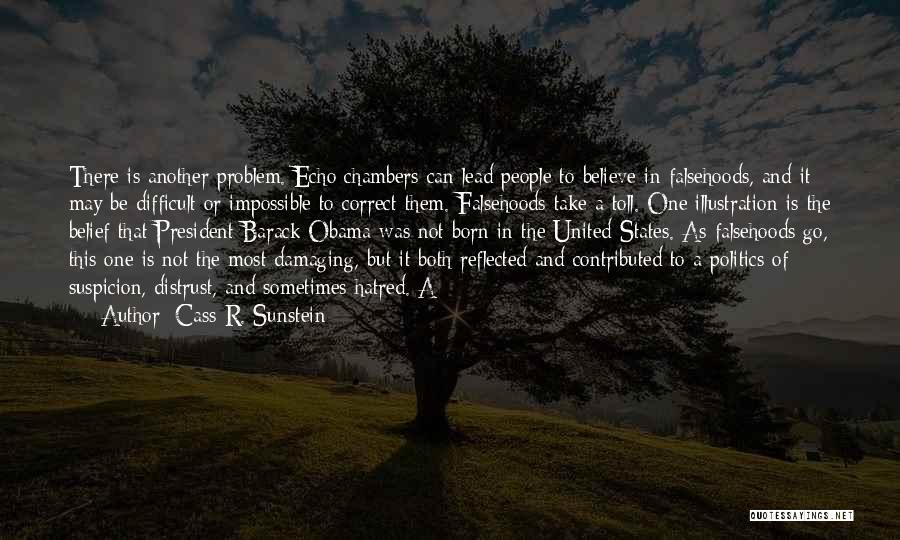 Cass R. Sunstein Quotes 1794107