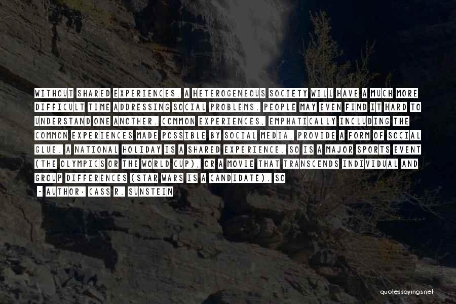 Cass R. Sunstein Quotes 1801363