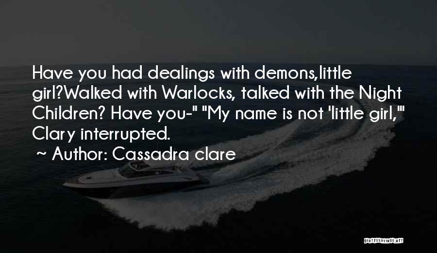 Cassadra Clare Quotes 1160842