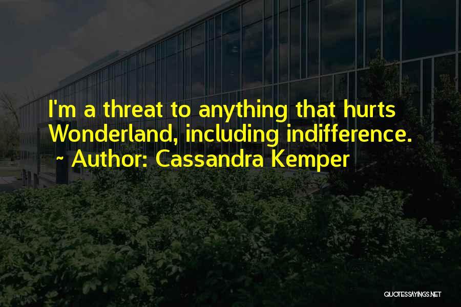 Cassandra Kemper Quotes 1571395