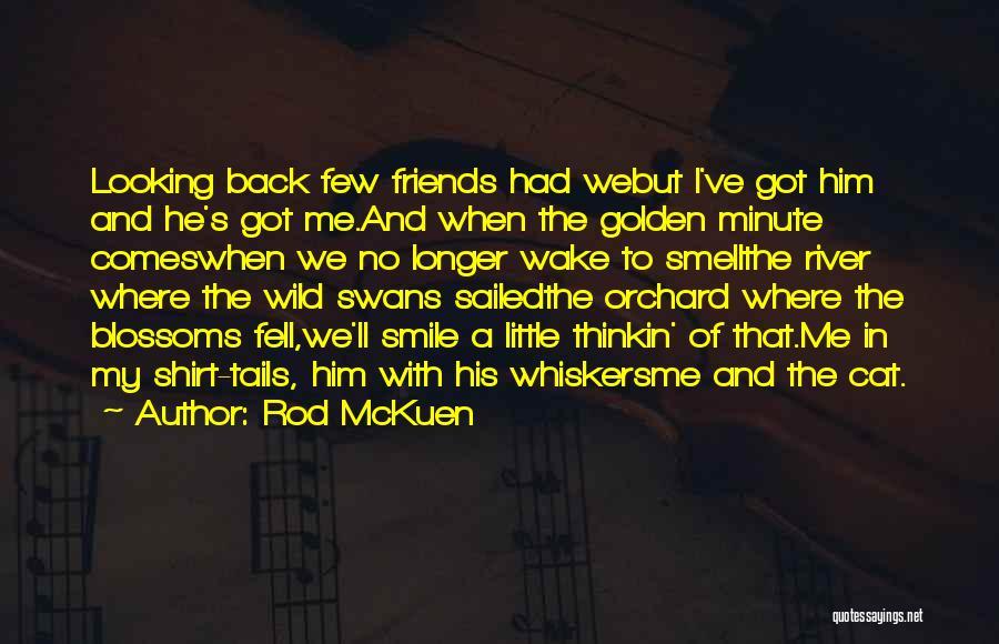 Cat Companionship Quotes By Rod McKuen