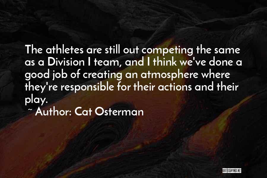 Cat Osterman Quotes 1037313