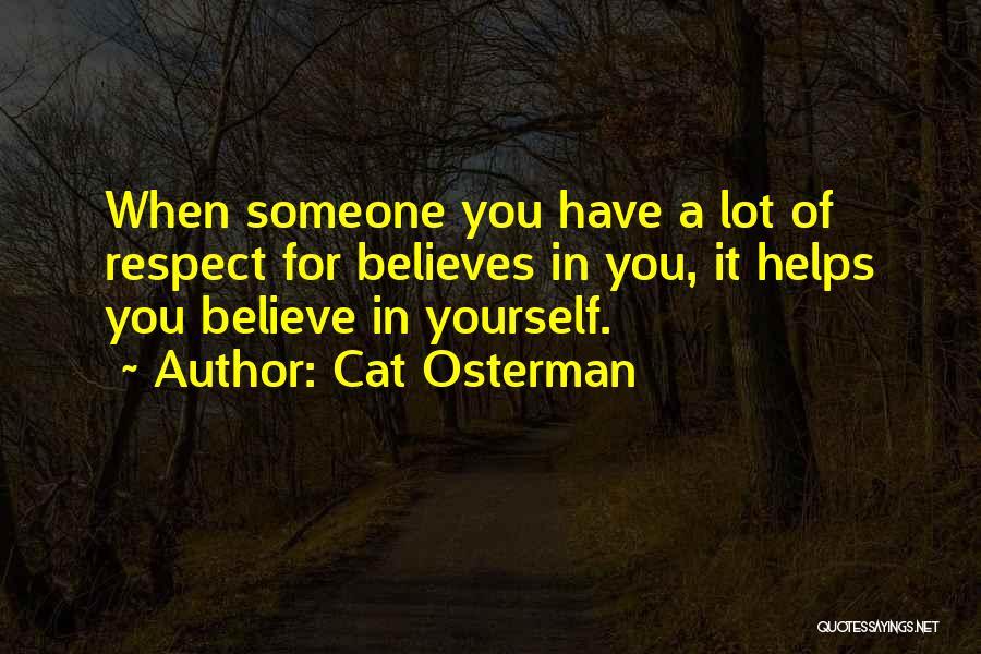 Cat Osterman Quotes 1715440