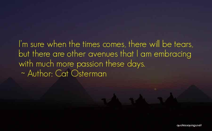 Cat Osterman Quotes 1919372