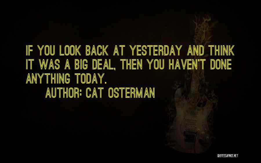 Cat Osterman Quotes 1979454