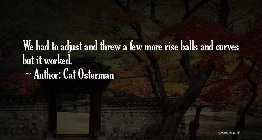 Cat Osterman Quotes 346347