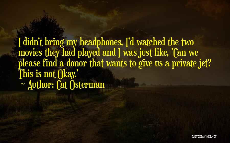 Cat Osterman Quotes 879520