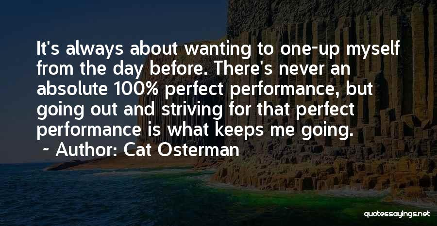 Cat Osterman Quotes 930463