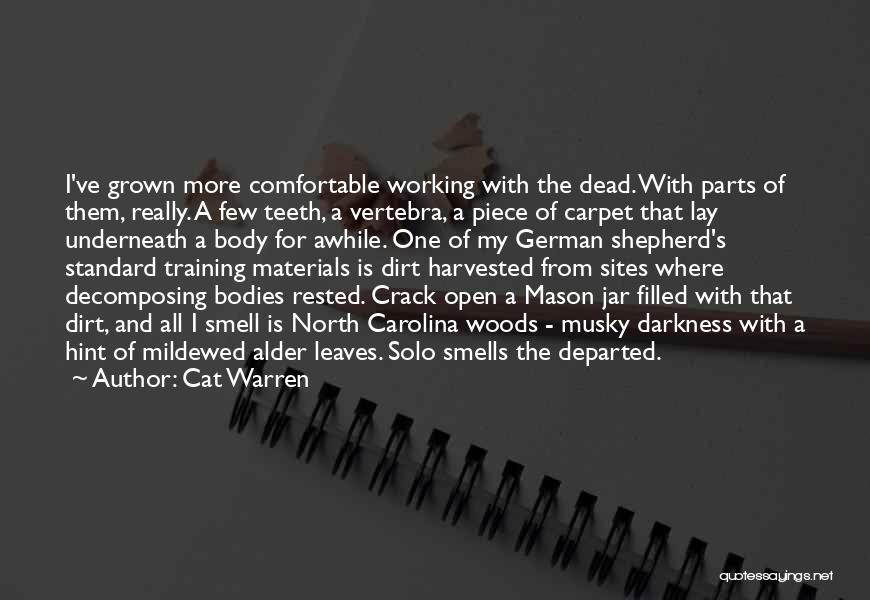 Cat Warren Quotes 778283