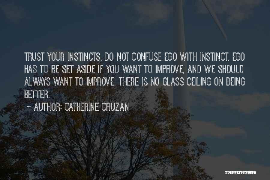 Catherine Cruzan Quotes 1793433