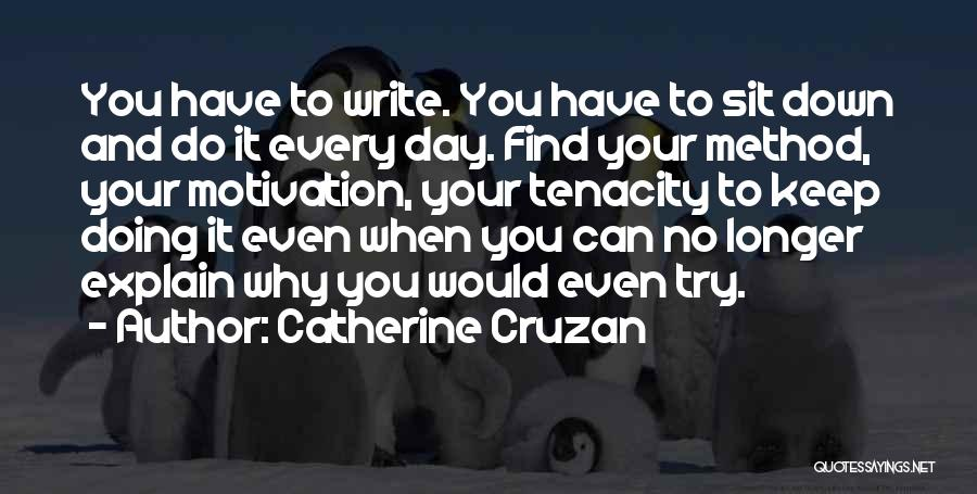 Catherine Cruzan Quotes 2117365